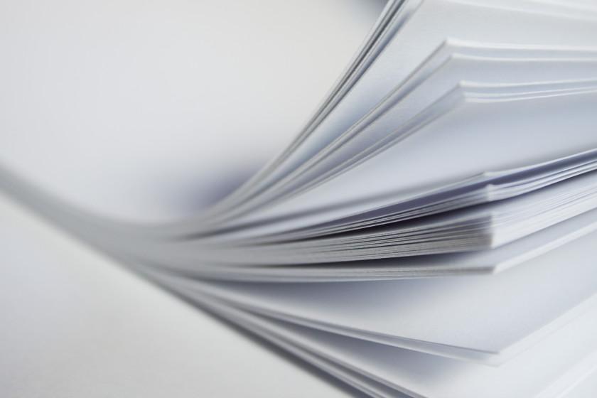 Types de papier