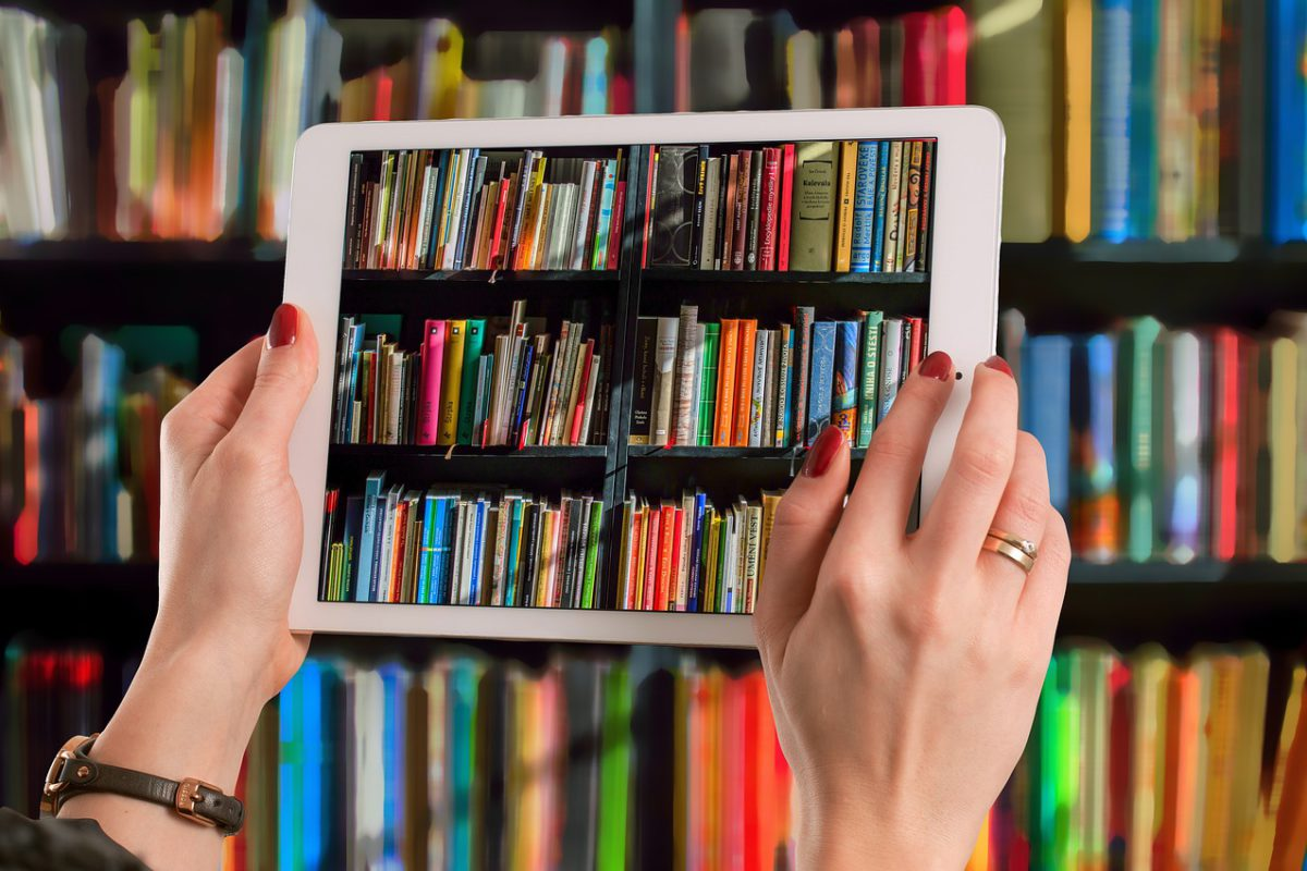 livre papier digital