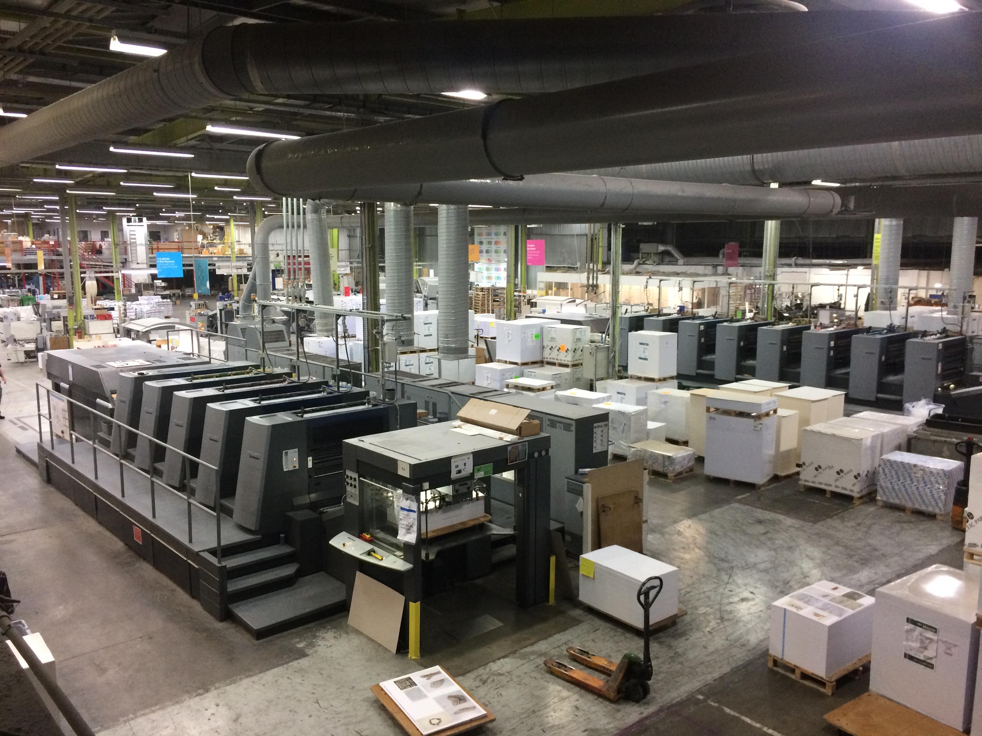grandes imprimeries
